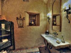 Bathroom of luxury home in Scottsdale, Arizona