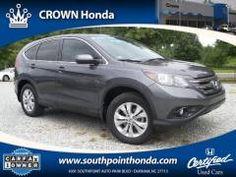 2014 Honda CR-V EX FWD SUV at Crown Honda of Southpoint.
