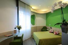 Hotel Mediolanum: standard  room