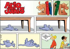 Arlo and janis by jimmy johnson march 18 2015 via gocomics
