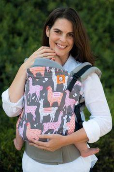 Tula Ergonomic Baby Carrier, Alpaca Love