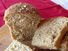 Make your own Chewy, Crunchy 9-grain Bread - vomitingchicken.com