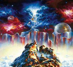 Akiane Kramarik... Amazing painting*                                                                                                                                                                                 More