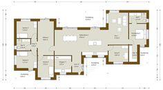 Designhus 215 m² - få inspiration til spændende nyt hus - Danhaus