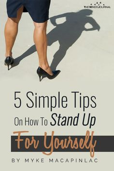 To stand up for yourself can be challenging if you're used to letting others have their way. These are 5 simple tips to stand up for yourself. Thoughts And Feelings, Positive Thoughts, Positive Quotes, Positive Mindset, Wisdom Quotes, Life Quotes, Quotes Quotes, Spending Time Quotes, Feeling Blessed Quotes