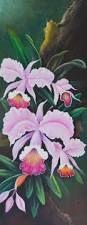 Risultati immagini per orquideas al oleo