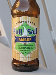 Amber Ale - Full Sail Brewing