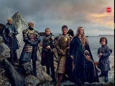 Game of Thrones secondo Annie Leibovitz. lesbeehive: Les Beehive – Game of Thrones Cast by Annie Leibovitz for Vanity Fair, April 2014