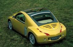 Renault Fiftie Retro Concept (1996)