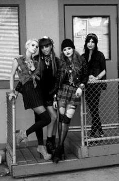 grunge gang♥