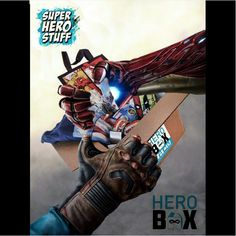 Civil War over the Hero Box 2.0 It is totally hot right now