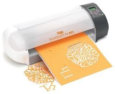 Craft ROBO/ Silhouette CC330L-20 SD Digital Craft Cutting Machine for scrapbooking, crafts, vinyl, & more similar to the cricket