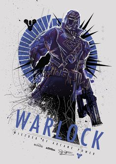 Destiny Warlock - Scott Woolston