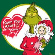 Take a look at the Grinchmas event on #zulily today! Tons of unique Dr. Seuss and Grinch items! Ends this Sat. morning. Grab it quick. Great deals!