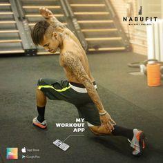 Work hard. Neymar