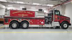 Hedgesville, West Virginia, Berkeley County, West Virginia, Hedgesville VFD Tanker Truck #30. West Virginia