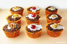 muffinki ala makowiec