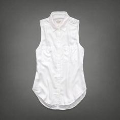 Skyler Shine Collar Shirt