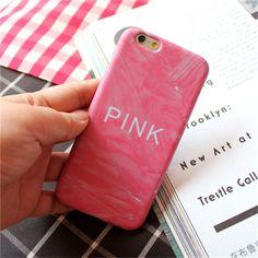 Original Pink Hart Back Schutz Case für iphone 5, iphone 6 und iphone 6 Plus - Prima-Module.Com