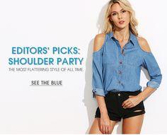 Blue-Bold-Shoulder-Blouses