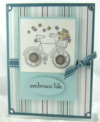 Embrace Life - Stampin' Up!