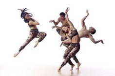 Paul Taylor Dance Company. I really like the shapes.