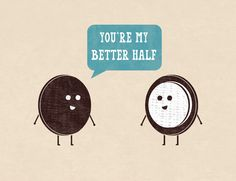 Você é a minha outra metade