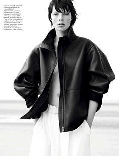 ☆ Edie Campbell   Photography by Karim Sadli   For Vogue Magazine France   November 2013 ☆ #Edie_Campbell #Karim_Sadli #Vogue #2013