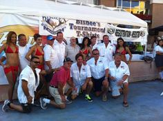 Bisbee's Black and Blue Marlin Tournament Fishing Day No.1 ..  plenty of action, lots of fun and more money given away than many other longer-running events!!