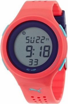 Puma PU910931004 Faas 200 Red Purple Watch PUMA. $30.00