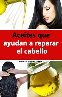 Aceites que ayudan a reparar el cabello #remedios #naturales #cabello #belleza Movie Posters, Damaged Hair Repair, Hair Health, Split Ends, Dandruff, Film Poster, Billboard, Film Posters