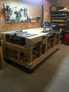 50 Woodworking Bench Ideas Design No. 13580 Smart Woodworking Bench Plans For Small Space
