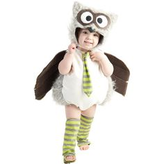 Best price on Hooty Toddler Owl Costume Halloween Owl Theme Fancy Dres Size 4T…
