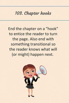 103: Chapter hooks.