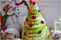 Arbol de navidad para rellenar de golosinas - paso a paso