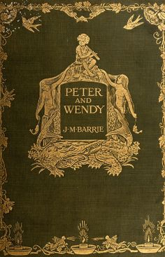 Illustration as it used to be... - 'Peter and Wendy' by J. M. Barrie; illustrated by...