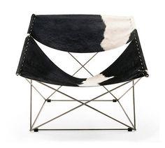 Pierre Paulin, Butterfly chair, 1964.