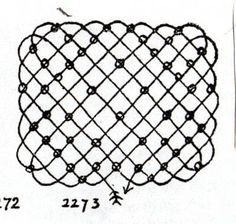 Rope Rug Diagram