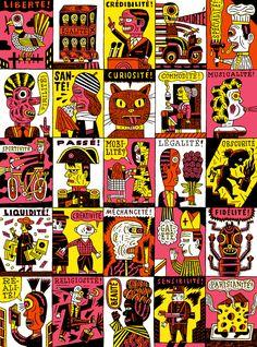 Parisianité! – Plakat – Wagenbreth
