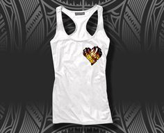 WOMENS SUNSET TANK BY HI FINEST