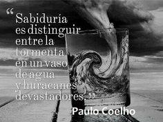 Sabiduría: Paulo Coelho