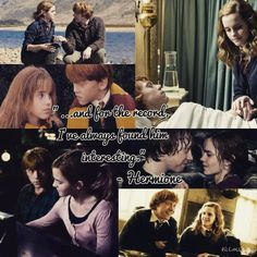 Happy 17th Anniversary Ron and Hermione!!!