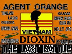 My brother, a Vietnam Veteran (USMC) suffers daily from side effects of agent orange.  Drs. can't even give a name, (diagnosis) to his illnesses.  Love my brother.!