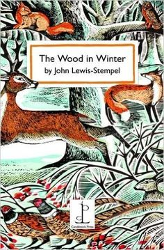 Angela Harding's cover for 'The Wood in Winter' by John Lewis-Stempel
