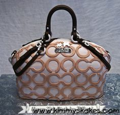 Another cute purse cake