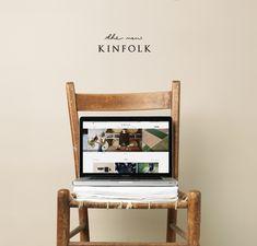 Loving the brand new Kinfolk Digital