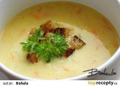Falešná rybí polévka recept - TopRecepty.cz Hummus, Ethnic Recipes, Easter, Food, Christmas, Natal, Xmas, Easter Activities, Hoods