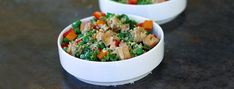 Tofu and Kale Salad With Lemon Ginger Tahini Dressing UC Davis Integrative Medicine - Tofu Bowl Rezepte Tahini Salad Dressing, Kale Salad, Diet Recipes, Vegetarian Recipes, Healthy Recipes, Healthy Food, Nutrition Meal Plan, Nutritional Value Of Eggs, Watermelon Nutrition Facts