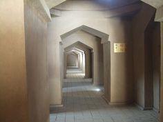 Inside the Emin Mosque Turpan