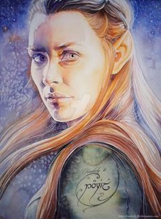 Tauriel by kimberly80 on DeviantArt